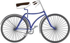 Bike Vectors Bundle - Item 1