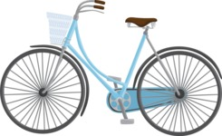 Bike Vectors Bundle - Item 2