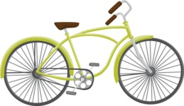 Bike Vectors Bundle - Item 3