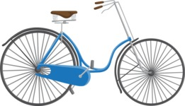 Bike Vectors Bundle - Item 4
