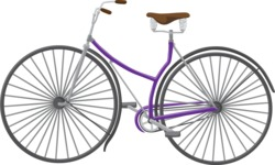 Bike Vectors Bundle - Item 5