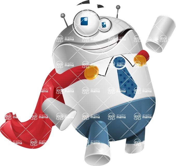 Ray McTie - Super Robot