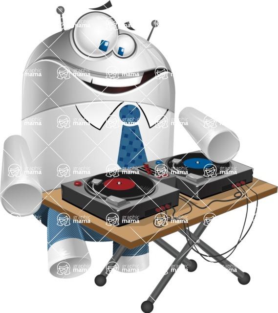 Ray McTie - DJ