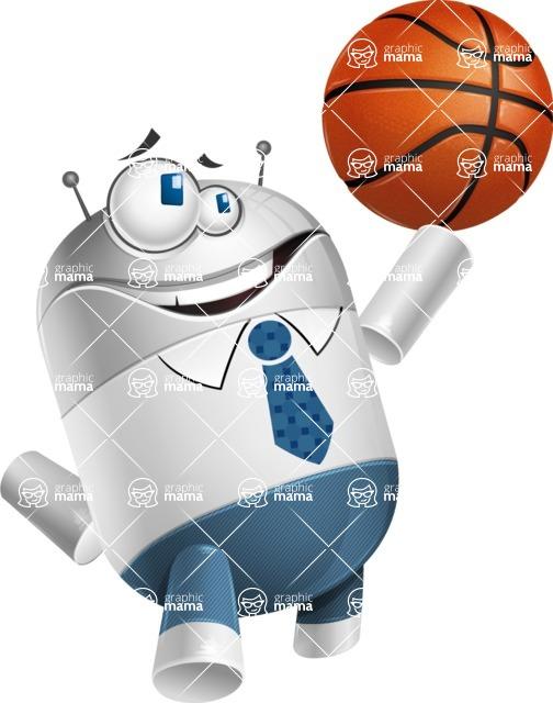 Ray McTie - Basketball