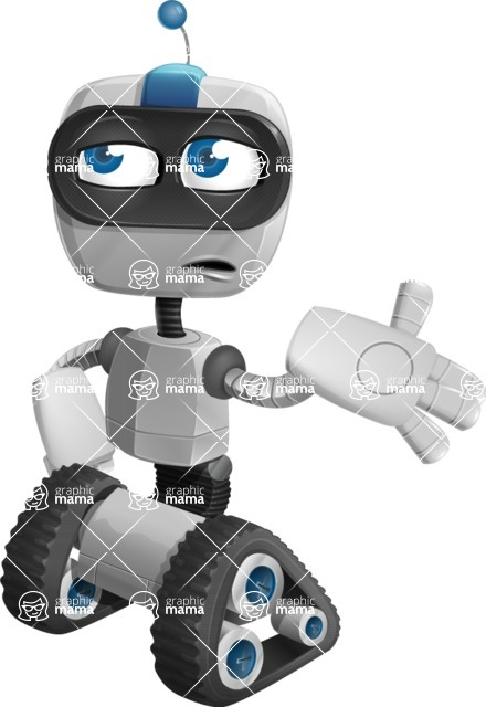 ROWAN (Robot on wheels A-class Nanotech) - Bored
