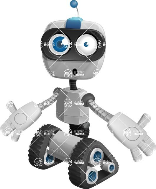 ROWAN (Robot on wheels A-class Nanotech) - Shocked