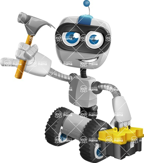 ROWAN (Robot on wheels A-class Nanotech) - Workman 2