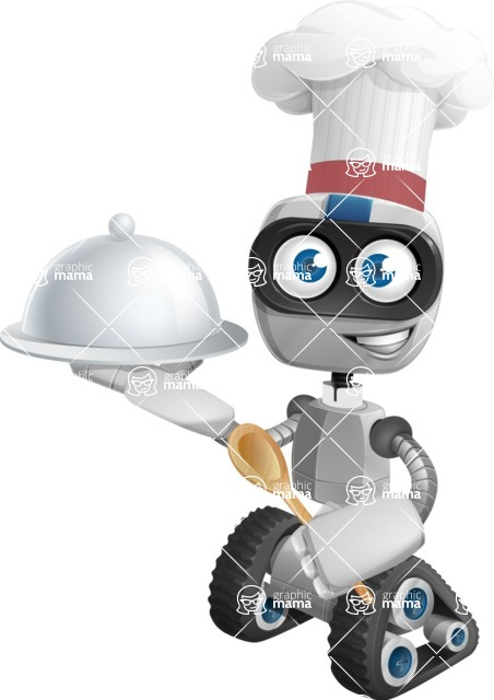 ROWAN (Robot on wheels A-class Nanotech) - Cook