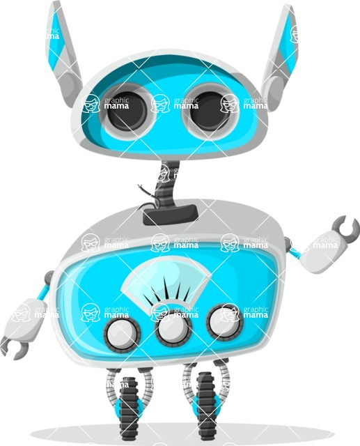 Ultra Robot - pose 11