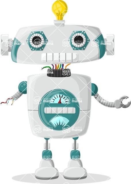 Ultra Robot - pose 37
