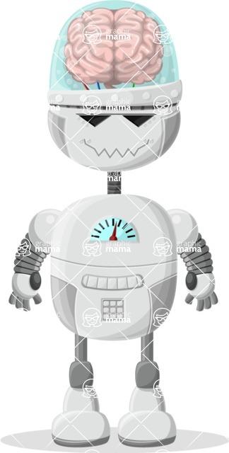 Ultra Robot - pose 44