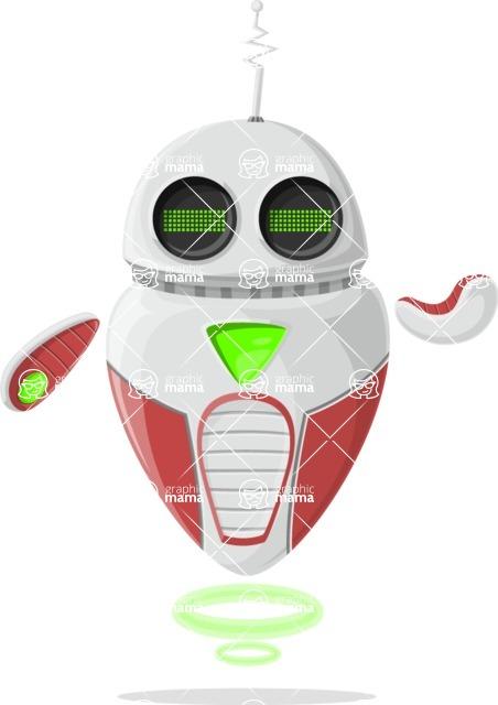 Ultra Robot - pose 50