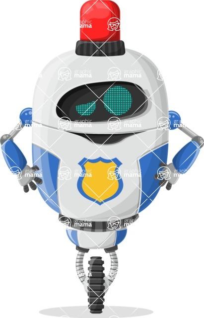 Ultra Robot - pose 51