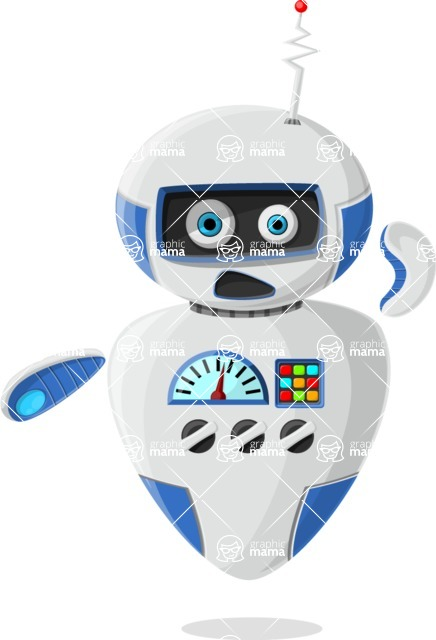 Ultra Robot - pose 62