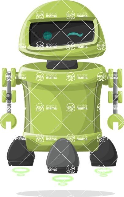 Ultra Robot - pose 70