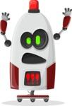 Ultra Robot - pose 18