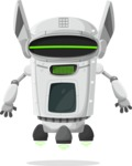 Robot Cartoon Graphic Maker - pose 28