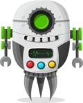 Ultra Robot - pose 33