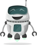Robot Cartoon Graphic Maker - pose 39