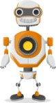 Robot Cartoon Graphic Maker - pose 53