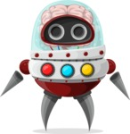 Robot Cartoon Graphic Maker - pose 56