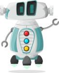 Ultra Robot - pose 58