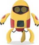 Ultra Robot - pose 59