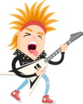 Rock On - Musician 13
