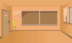 Room Backgrounds Vector Collection - Empty School Room Vector Background