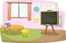 Elementary School Room