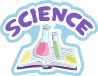 Science School Sticker