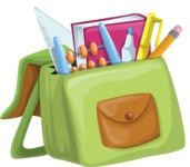 Open School Bag