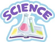 Science School Sticker