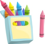 School vector graphics pack - editable schoolboy, schoolgirl, pupil, teacher characters, items, icons, illustrations, backgrounds, scenes - Box of Crayons