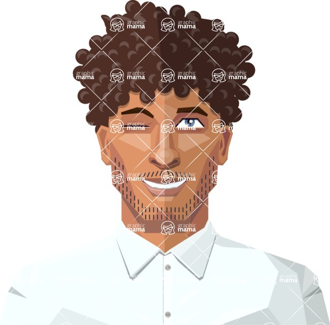 Male Low Poly Character Creator - Avatar 30
