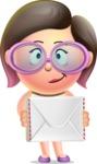 Maya Cutie-pie - Letter