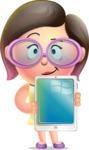 Maya Cutie-pie - iPad 1