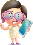 Maya Cutie-pie - iPad 3