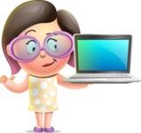 Maya Cutie-pie - Laptop 3