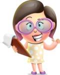 Maya Cutie-pie - Notepad 3
