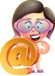 Maya Cutie-pie - Email