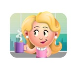 Martha Blonde - Shape 2