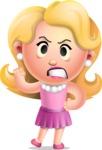 Martha Blonde - Angry