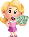 Martha Blonde - Show me  the Money