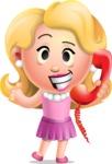 Martha Blonde - Support