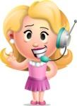 Martha Blonde - Support 2