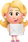 Martha Blonde - Letter