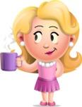 Martha Blonde - Coffee