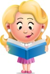 Martha Blonde - Book 1