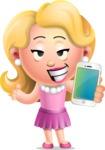 Martha Blonde - iPhone